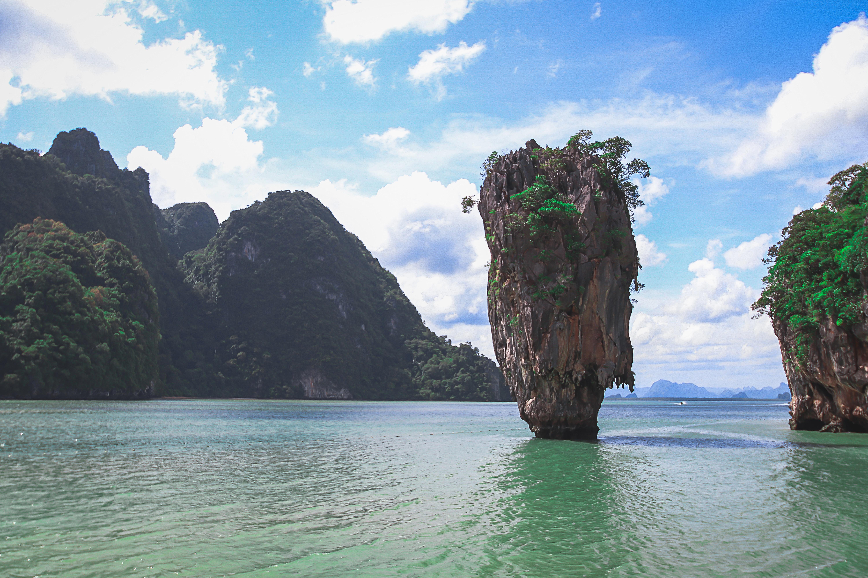 Thailand Phuket 3d 2n Phang Nga Bay Marine Park James