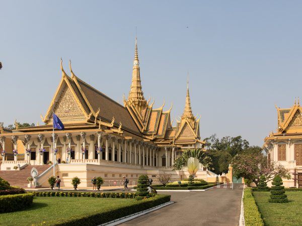 [KH01] CAMBODIA – PHNOM PENH 3D/2N, Mekong River Cruise